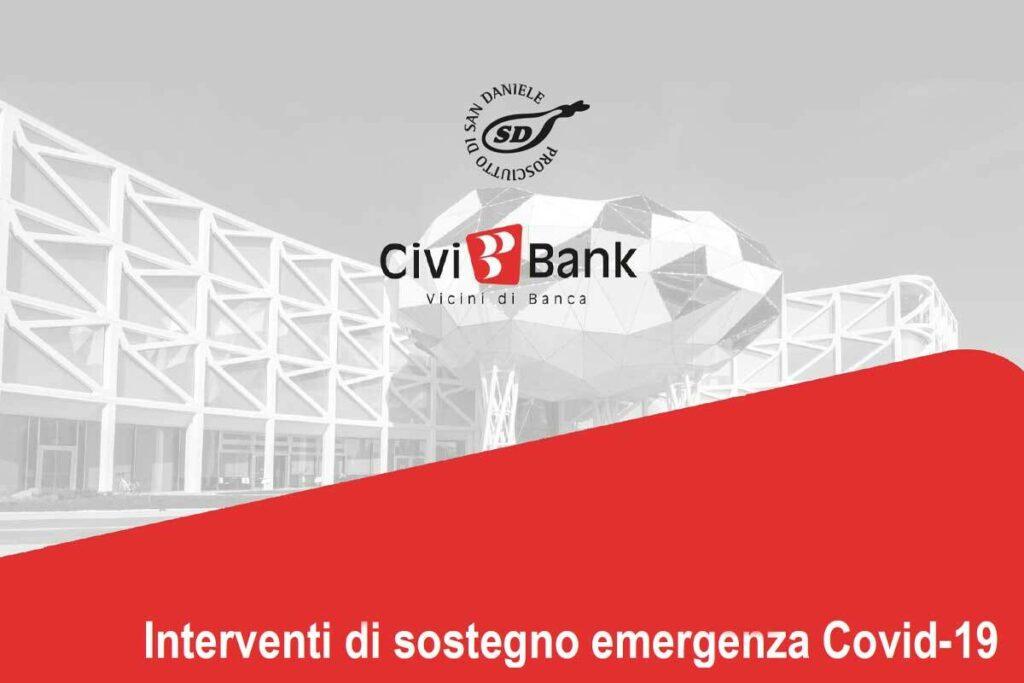 Consorzio e Civibank a supporto dei produttori